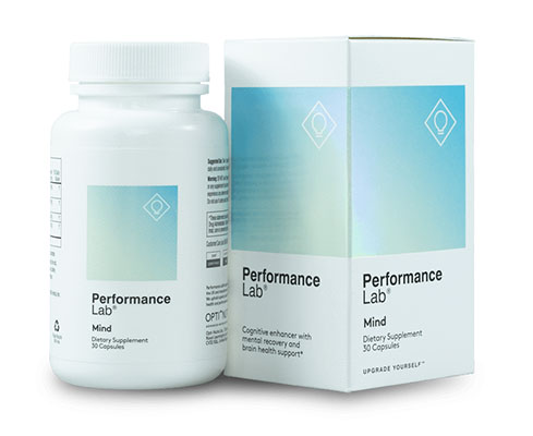 Best Nootropic for Stacking: Performance Lab Mind