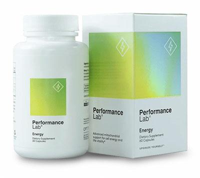 Performance Lab Energy Box