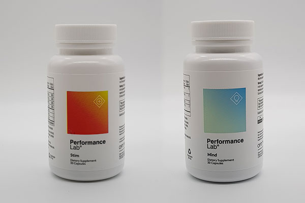 Performance Lab Mind and Stim Stack as Adderall Alternative