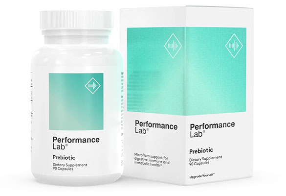 Performance Lab Prebiotic Supplement