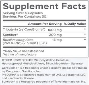 Bio Complete 3 Ingredients