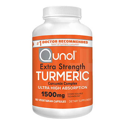 Qunol Turmeric Reviews
