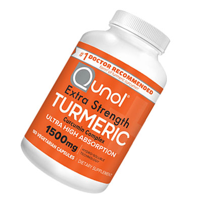 What is Qunol Turmeric Good For?